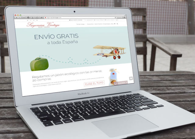 Diseño de tienda online