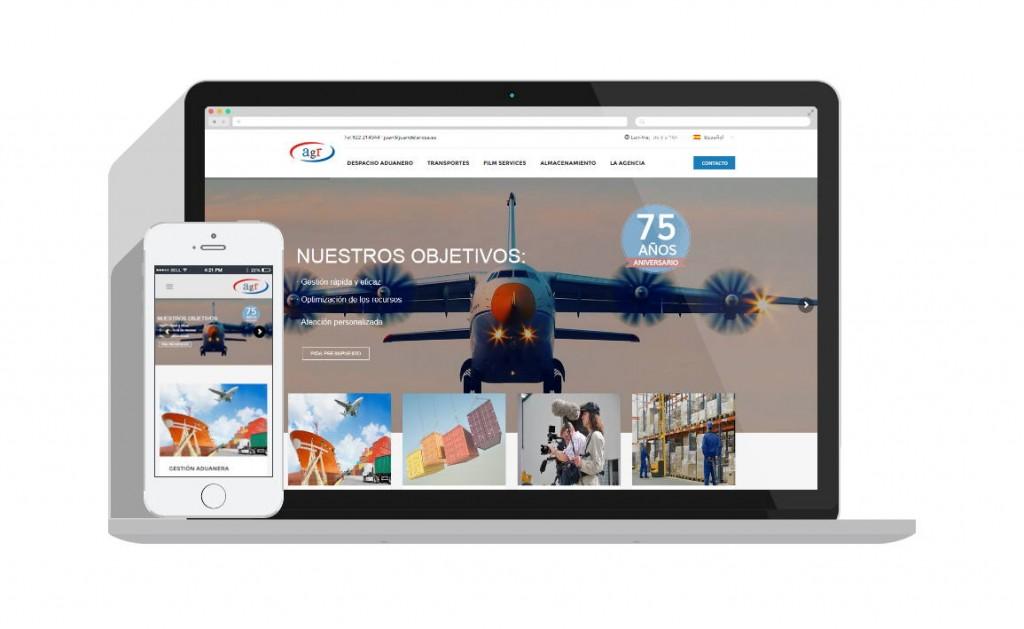 Multilingual webdesign, responsive and SEO optimized