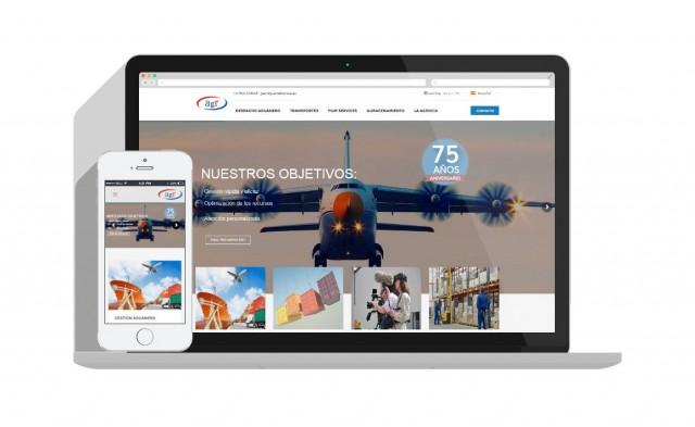 Diseño web responsive y multilingue optimizado para SEO